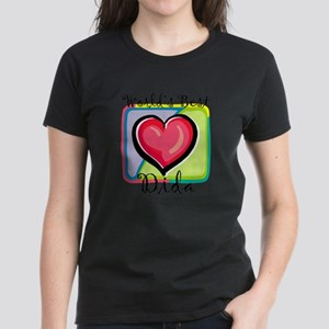 WB Grandma [Bengali] Women's Dark T-Shirt